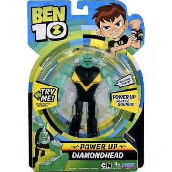 Ben10 - POWER UP DIAMONDHEAD