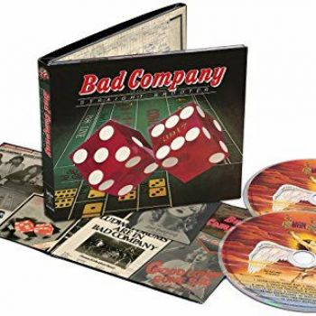 BAD COMPANY - STRAIGHT SHOOTER Ltd.