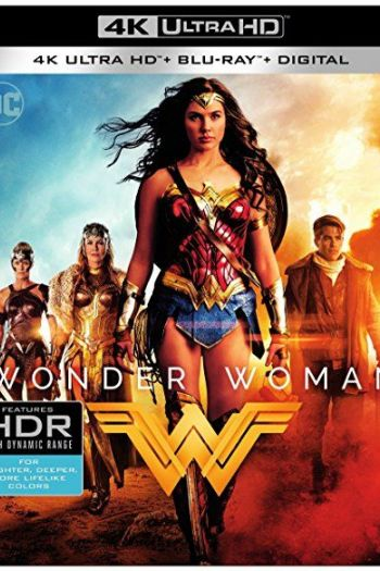 Igarni film - WONDER WOMAN - 4K UHD BD