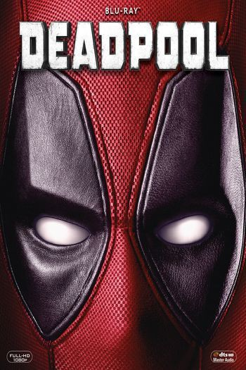 Igrani film - Deadpool - BD