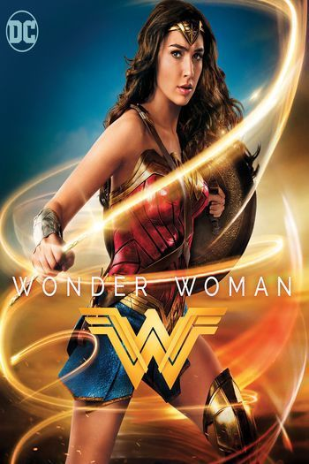 Igrani film - Wonder Woman BD
