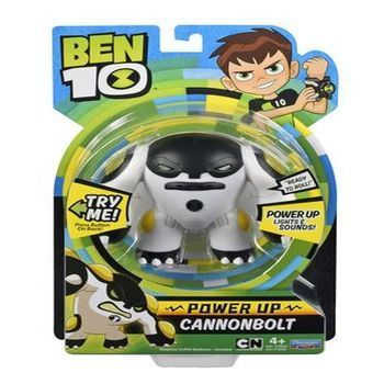 Ben10 - POWER UP CANNONBOLT