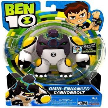 Ben10 - Omni Enhanced - Cannonbolt