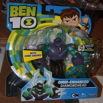 Ben10 - Omni Enhanced -Diamondhead