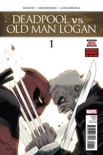 Declan Shalvey, Mike Henderson - Deadpool Vs. Old Man Logan