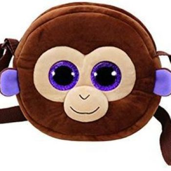 Ty Gear wristlet COCONUT - monkey