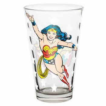 "Čaša - DC COMICS - Glass ""Wonder Woman"""