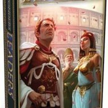 BG: 7 WONDERS - LEADERS EXPANSION