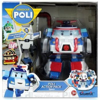 Robocar Poli - Poli Action Pack -Space