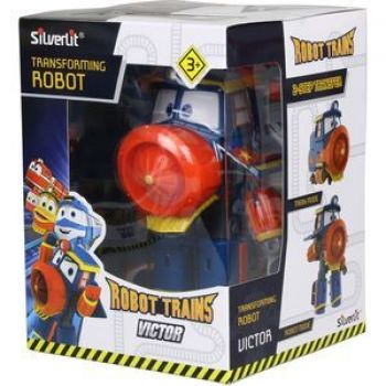 Robot Trains - VICTOR Transforming Robot