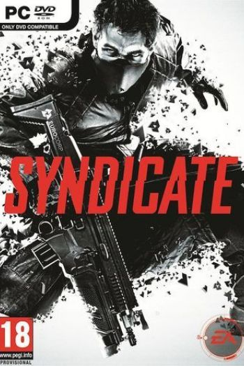 SYNDICATE DVD-ROM