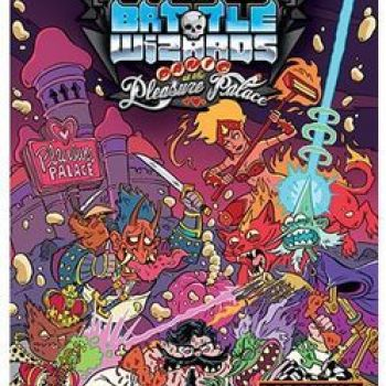 BG: EPIC SPELL WARS OF THE BATTLE WIZARDS - PANIC AT THE PLEASURE PALACE