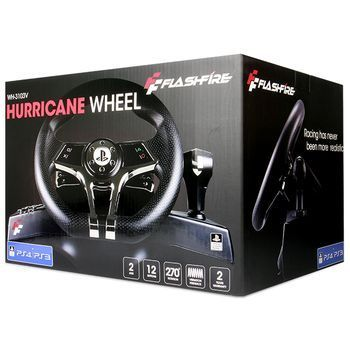 Volan Hurricane flashfire WH-3103V za PS4/PS3