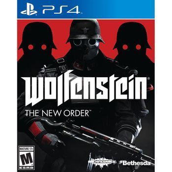 Wolfenstein: The New Order HITS PS4