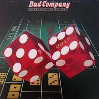Bad Company - Straight Shooter Lp