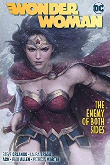 Robinson, James - Wonder Woman Vol. 09: The Enemy of Both