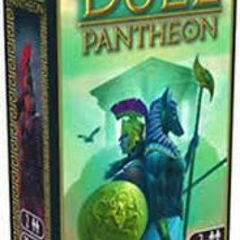 BG: 7 WONDERS DUEL - PANTHEON EXPANSION