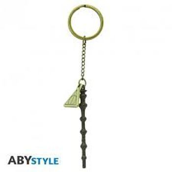 HARRY POTTER - Keychain 3D