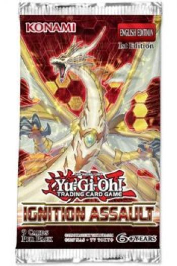 Ignition Assault Booster/24
