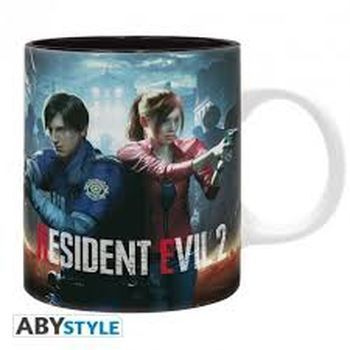 RESIDENT EVIL - Mug - 320 ml - RE 2 Remastered - subli - With box