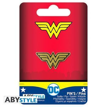 Bedž - Dc Comics - Pin Wonder Woman