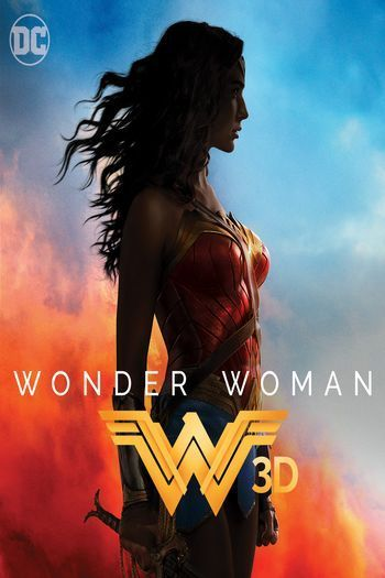 Igrani Film - Wonder Woman - 3D BD